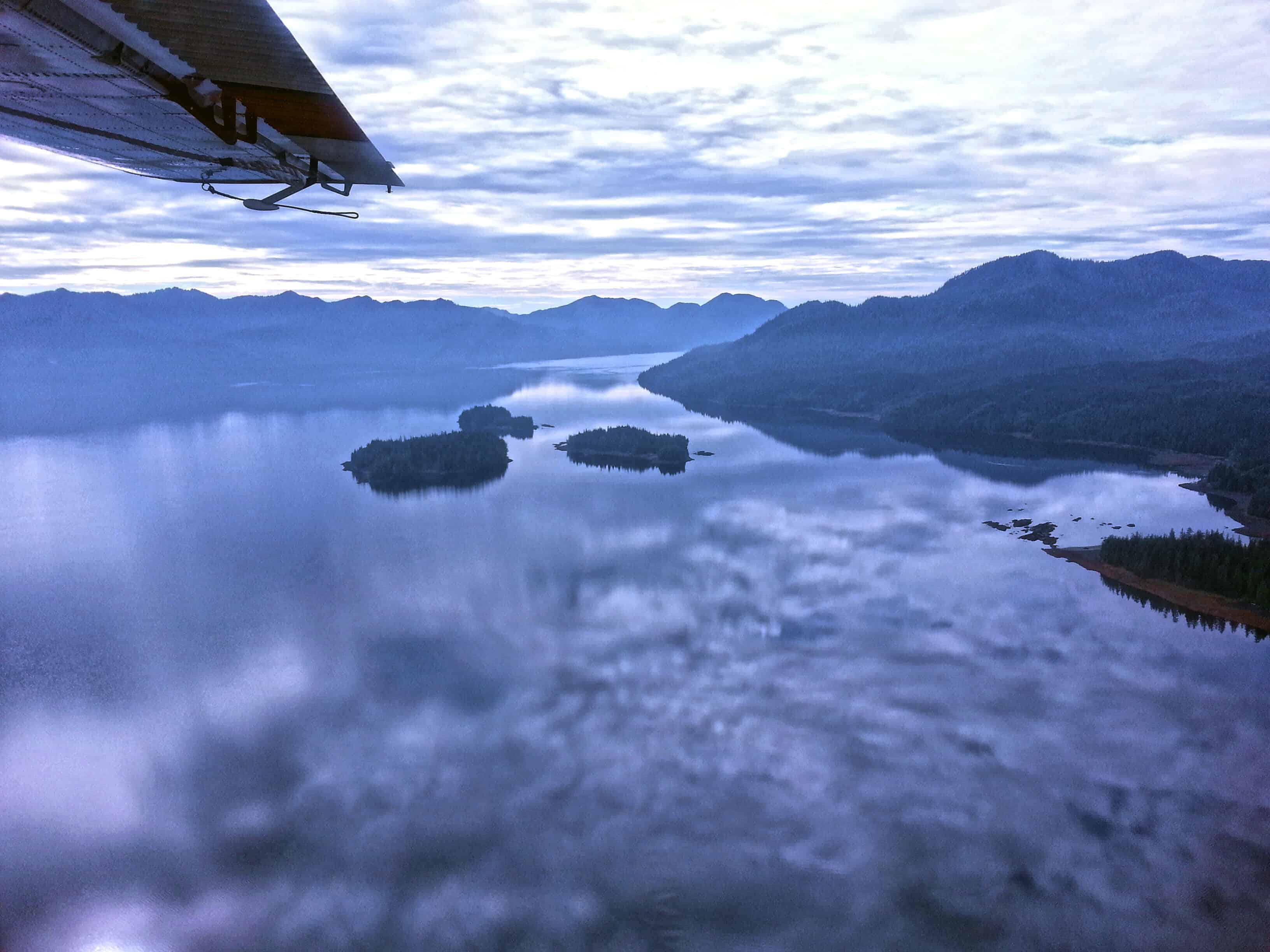 misty fjords alaska carlin air flightseeing