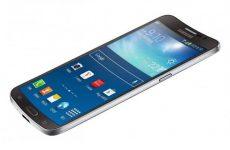 Samsung Galaxy Round smart phone