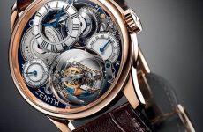 Zenith Christophe Colombe Hurricane Grand Voyage Watch