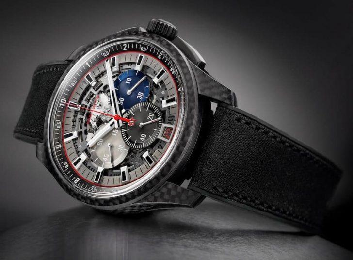 Zenith El Primero Lightweight watches