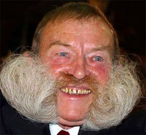 Well groomed, ey chaps?