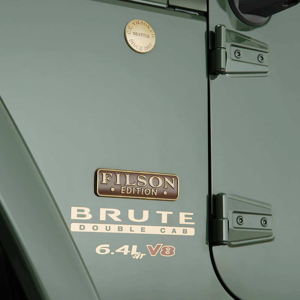 Filson X American Expedition Vehicles: Brute