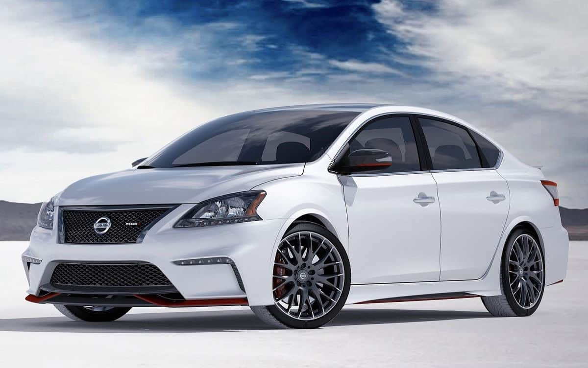 2014 Nissan Sentra Se R Spec V
