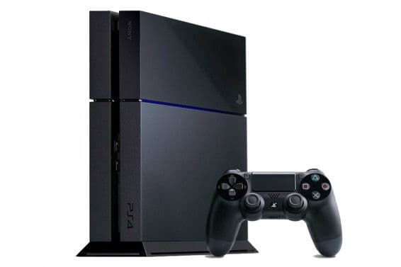 new Sony PS4
