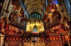 cathedral in Dublin Ireland