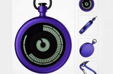 ZIIRO Titan Pocket Watches