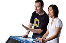 arcade2TV gaming system