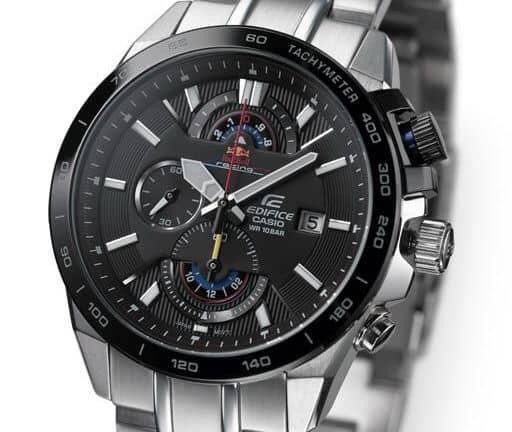 Casio Red Bull watch
