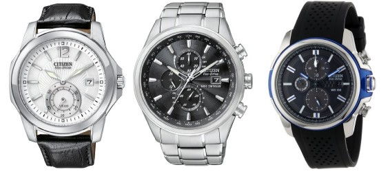 eco drive watches by citizen