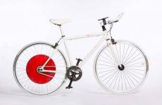 hybrid e-bike copenhagen wheel