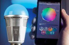 app enabled LED smart bulb