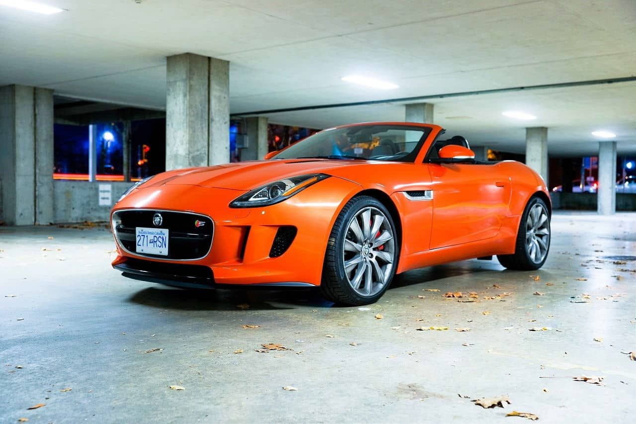2014 jaguar f type s roadster review unfinished man. Black Bedroom Furniture Sets. Home Design Ideas