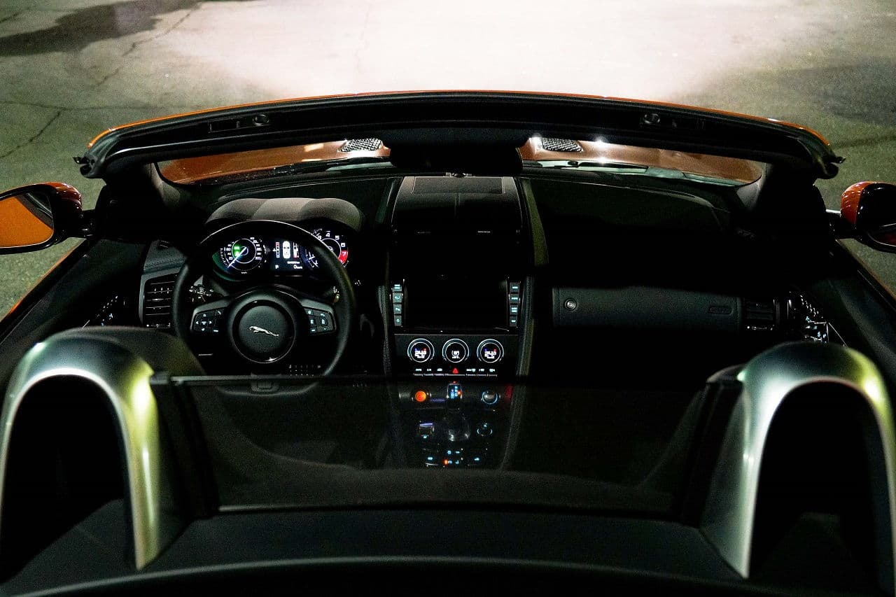 Jaguar F Type S Roadster 15