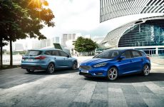 ford focus hatch and wagon