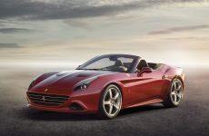 New Ferrari California T 1