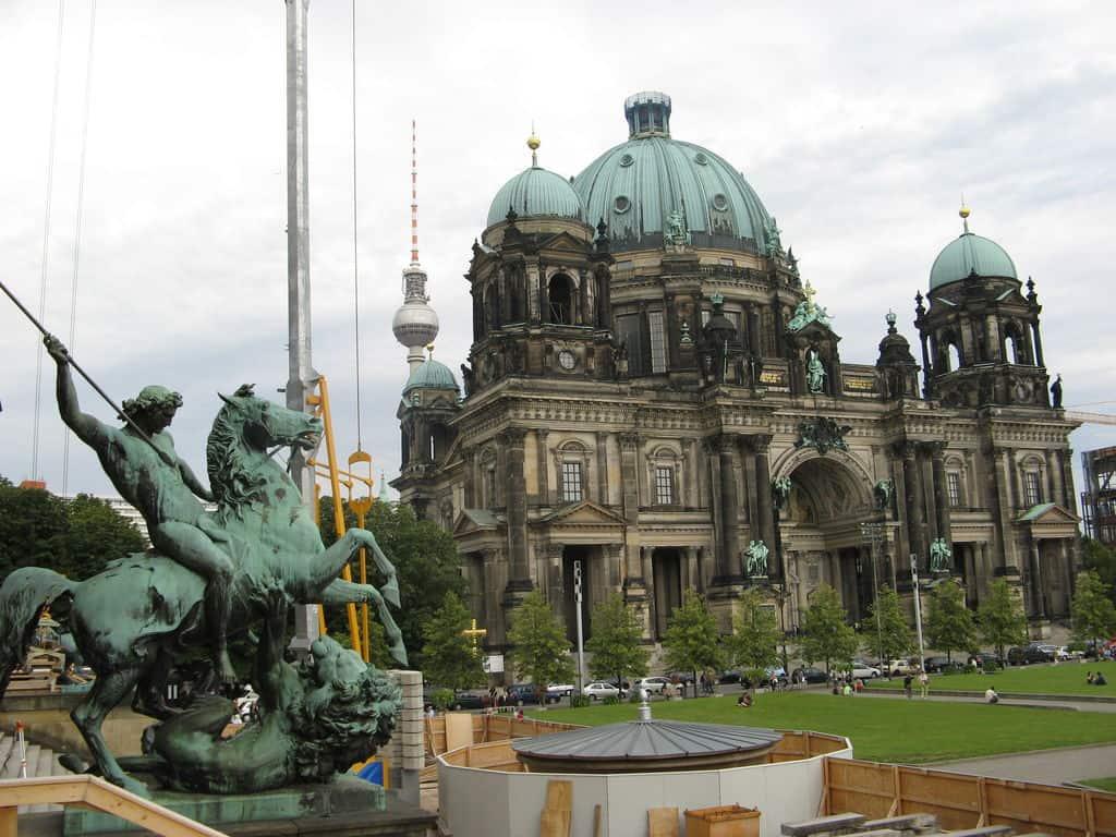 berliner dom church