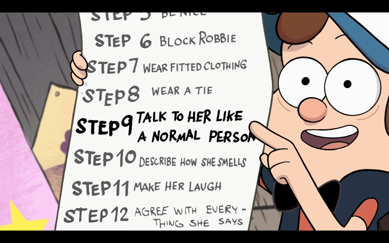 Scott's Super-Duper Secret Manual to the Women
