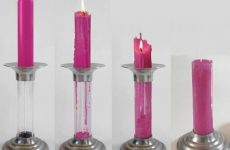 recycle candles with rekindle candle