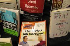 resume writing books