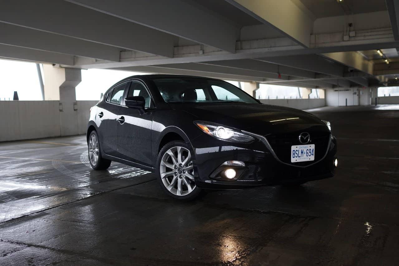 2014 Mazda3 Sport GT review Canada