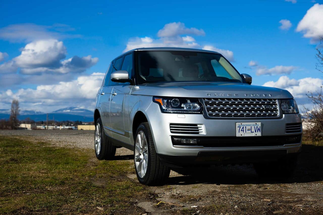2014 Range Rover Review Canada