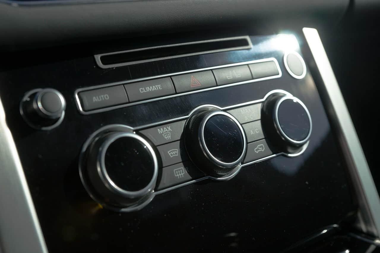 2014 Range Rover gadgets