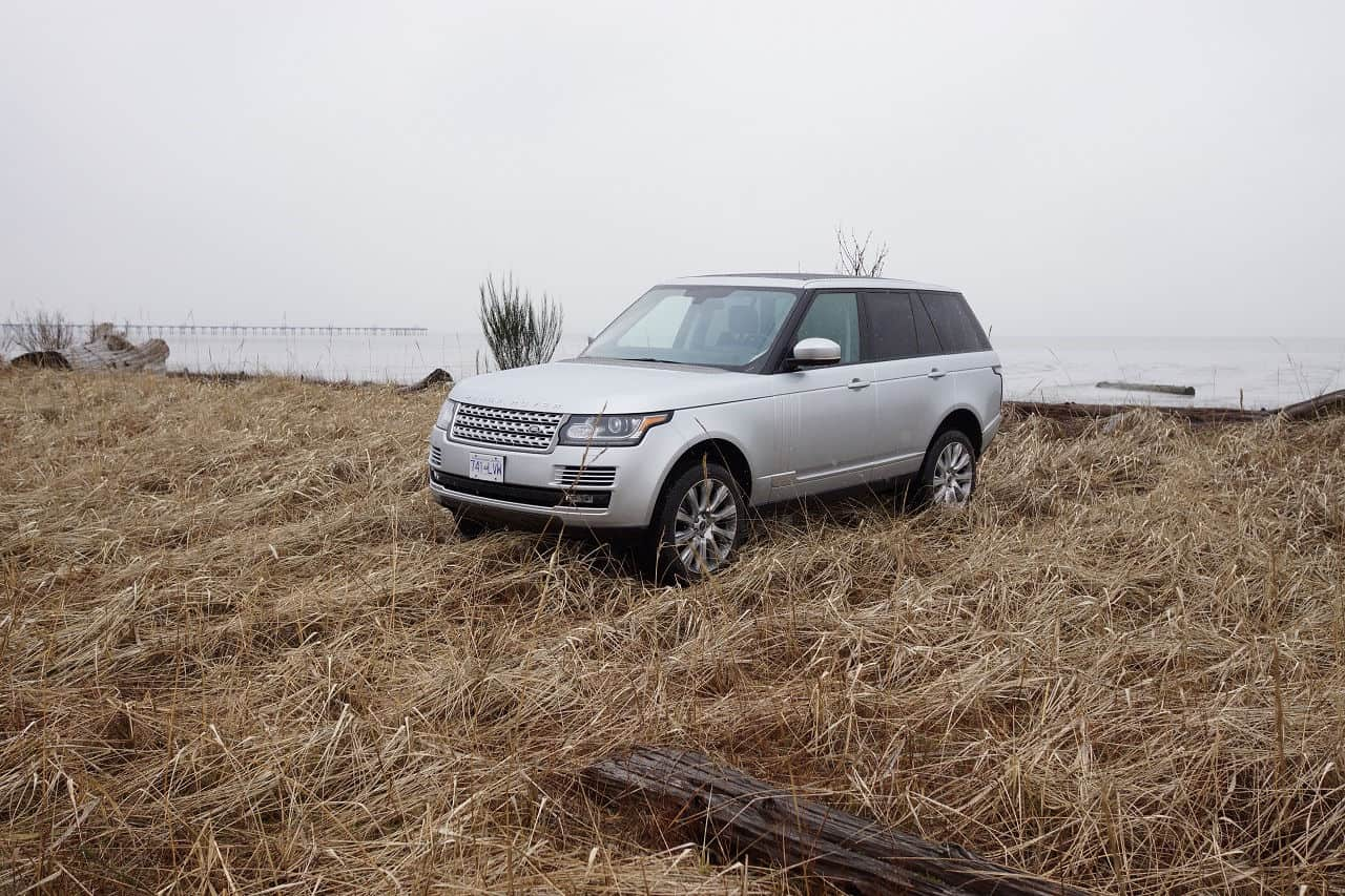 2014 Range Rover Richmond BC