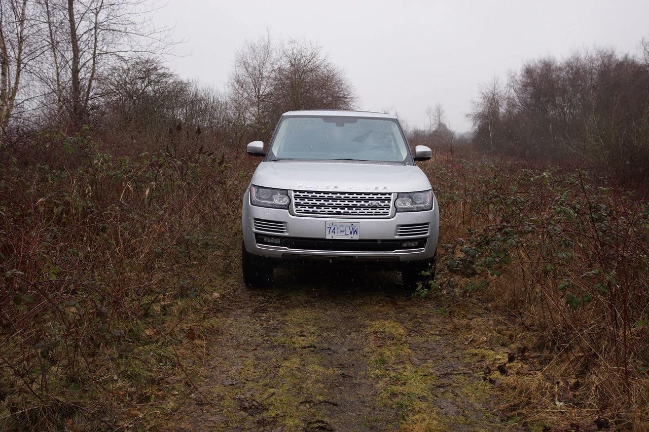 2014 Range Rover off-road