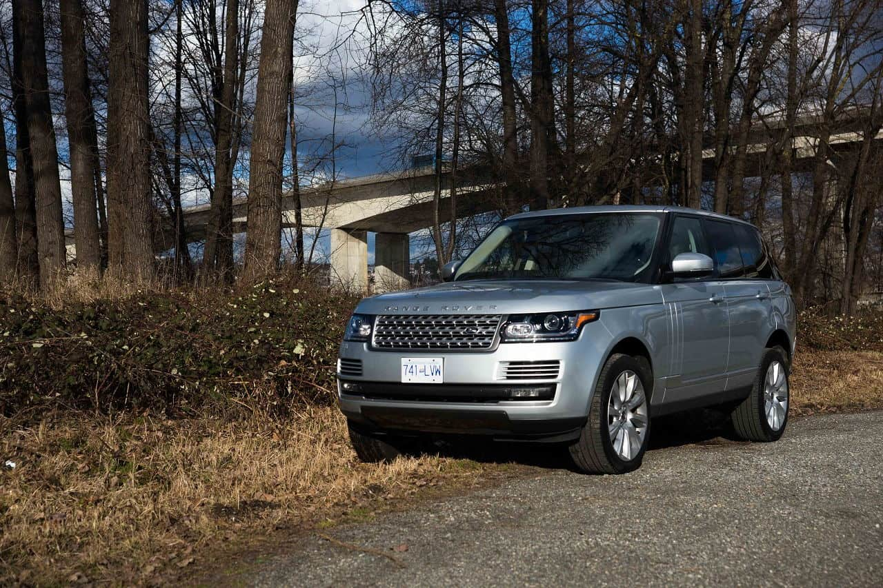 2014 Range Rover V8 Supercharged Review
