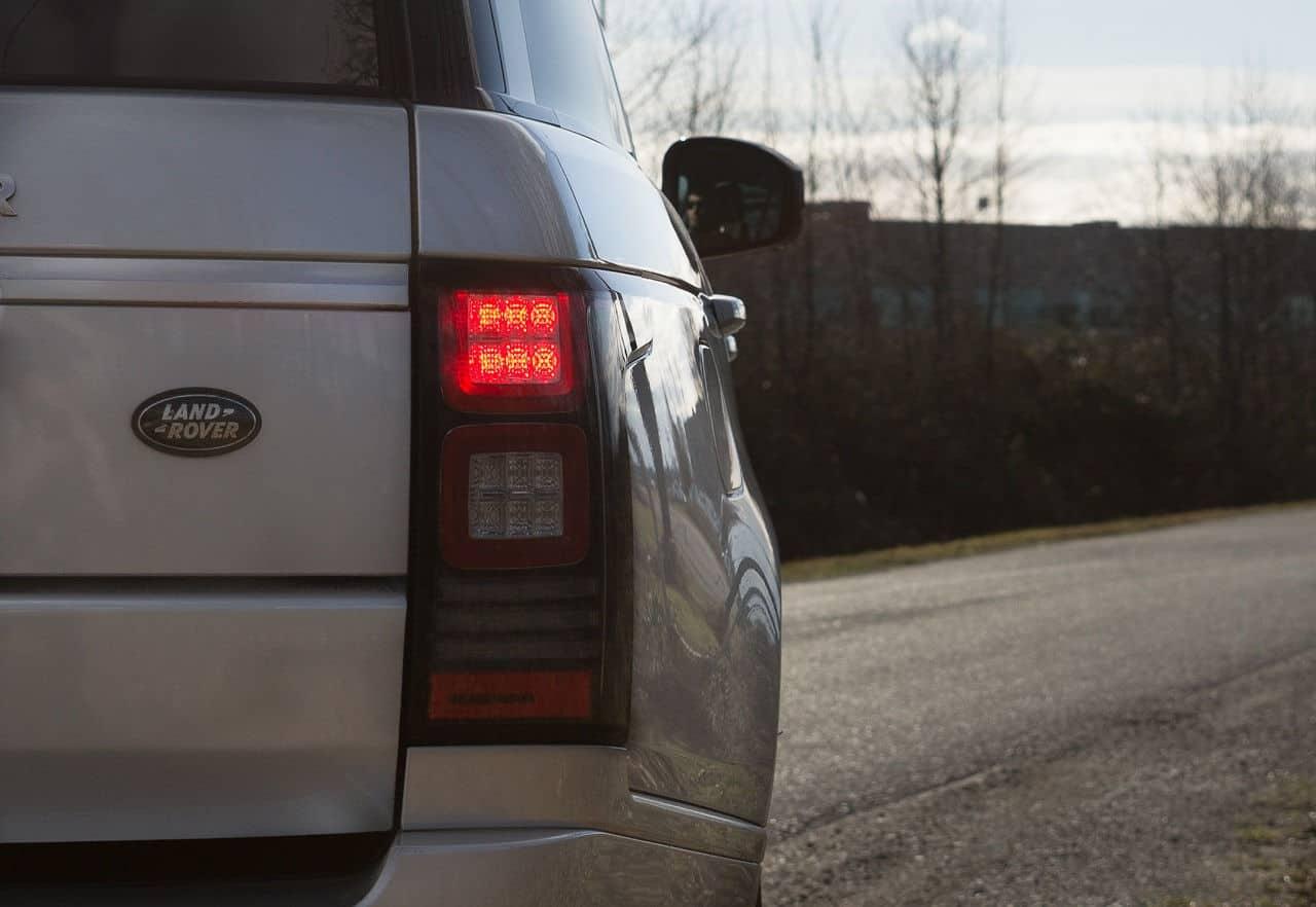 2014 Range Rover Taillights