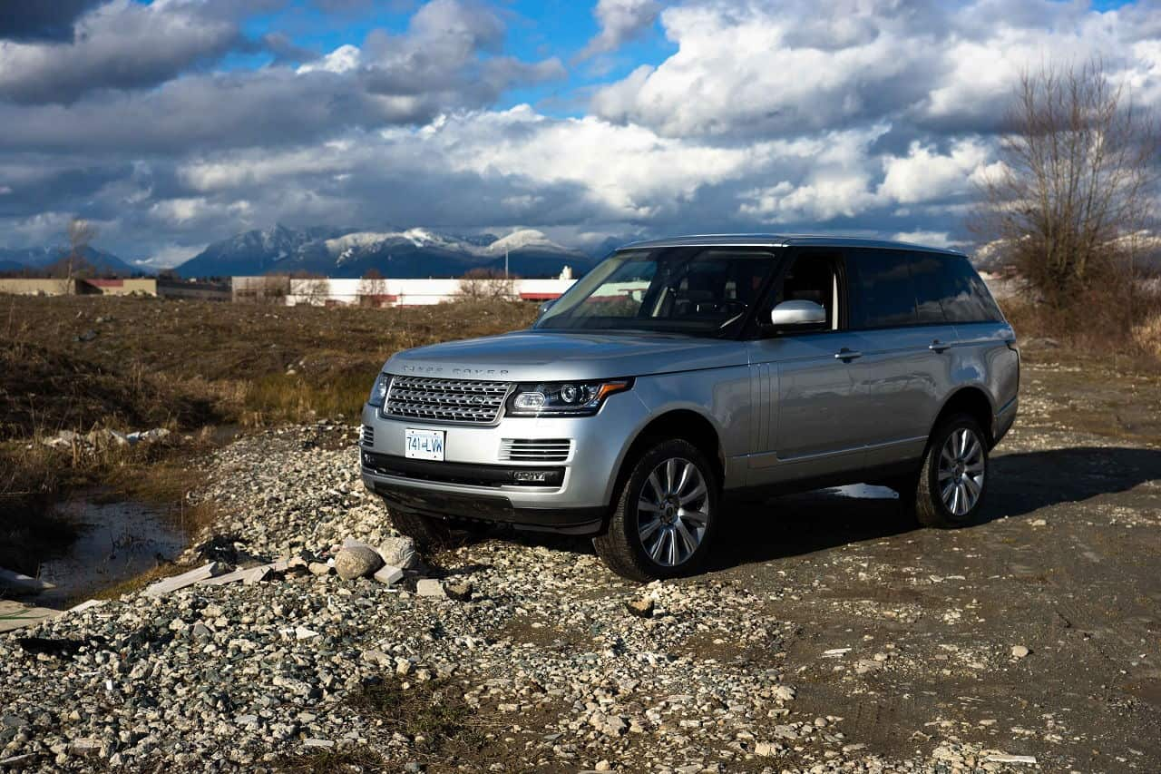 2014 Range Rover V8 Supercharged Review Canada