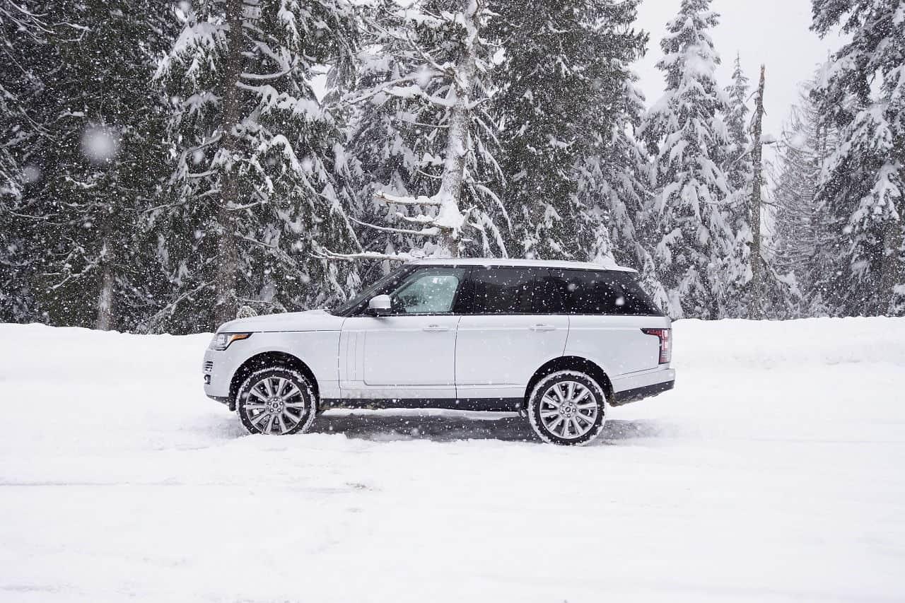 2014 Range Rover at Cyprus