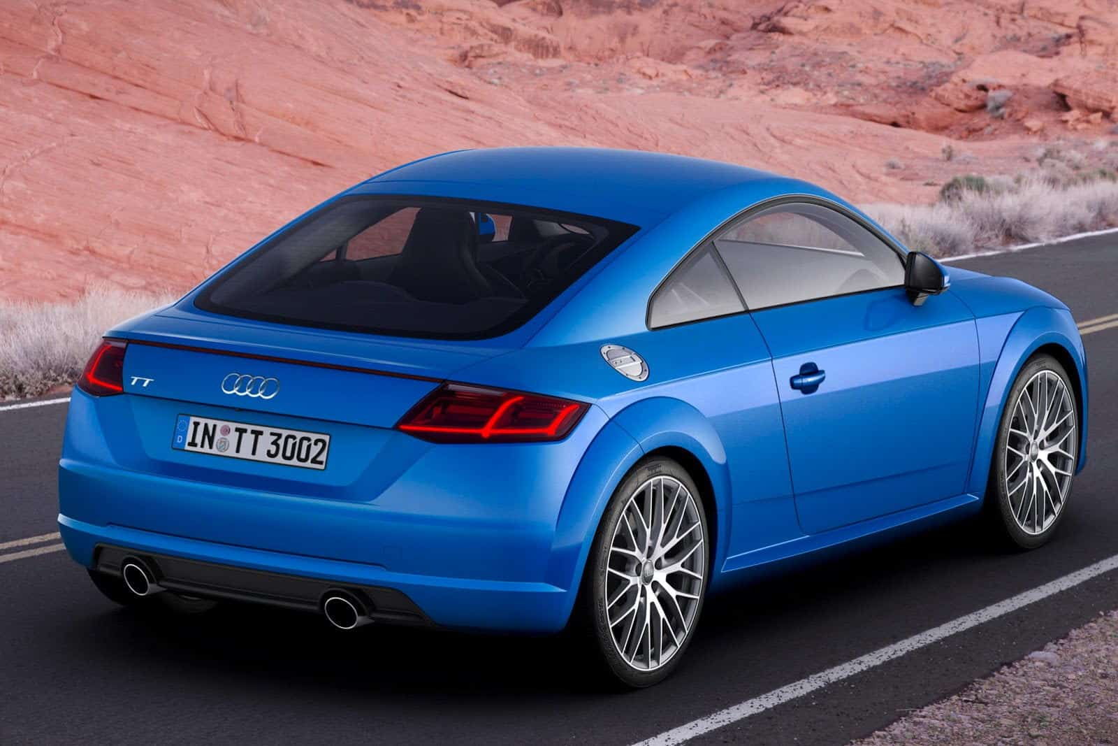 new 3rd generation audi tt it don t look so new to me. Black Bedroom Furniture Sets. Home Design Ideas