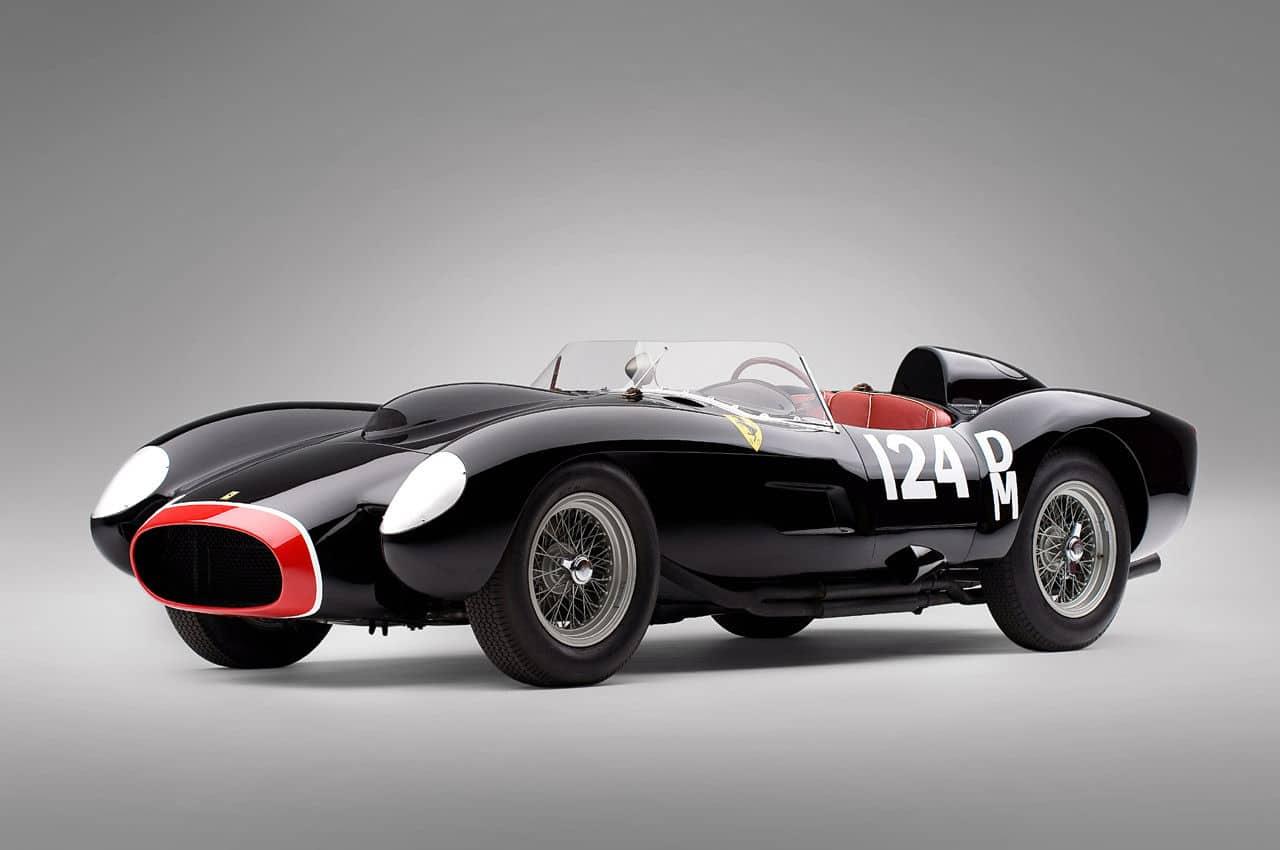 1957 Ferrari Testa Rossa wallpaper