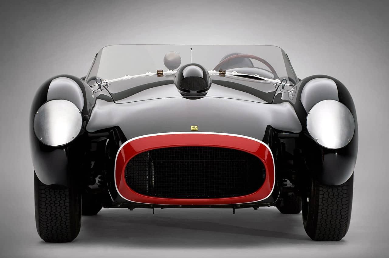 1957 Ferrari Testa Rossa front