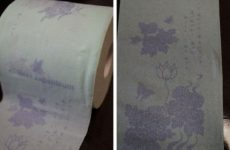 world's most expensive toilet paper