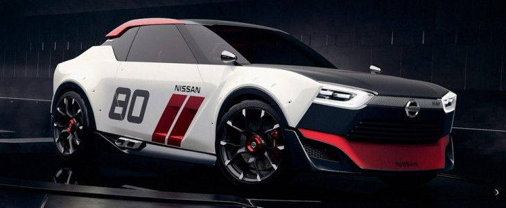 Jay Leno's garage Nissan IDx Nismo