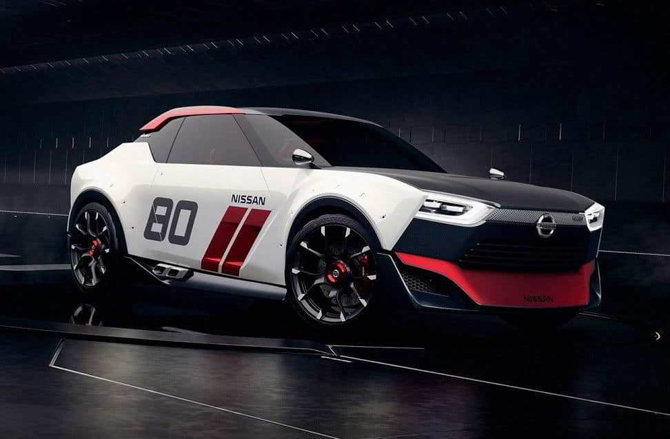 Video Jay Leno Approves Of The Nissan Idx Nismo Concept