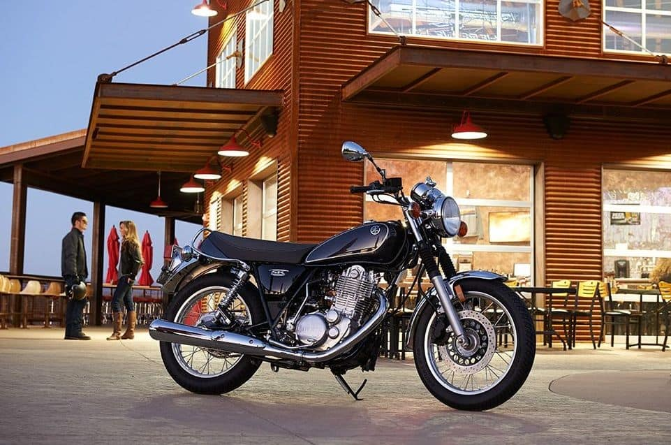 Coming To America: 2015 Yamaha SR400 - Unfinished