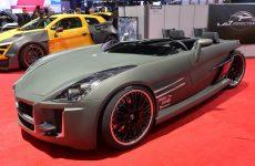 Wazuma GT V8