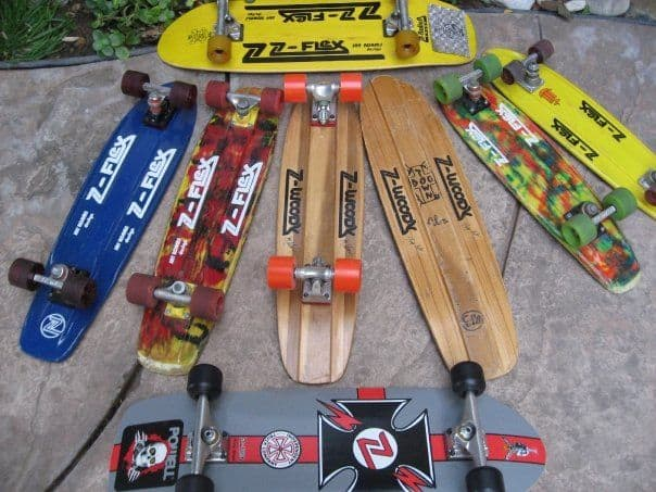 legendary skateboards