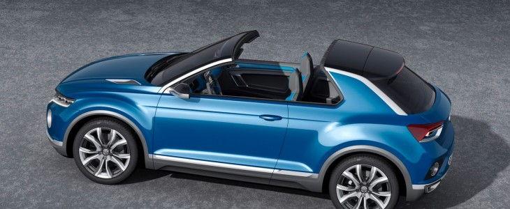 VW T-Roc targa top concept