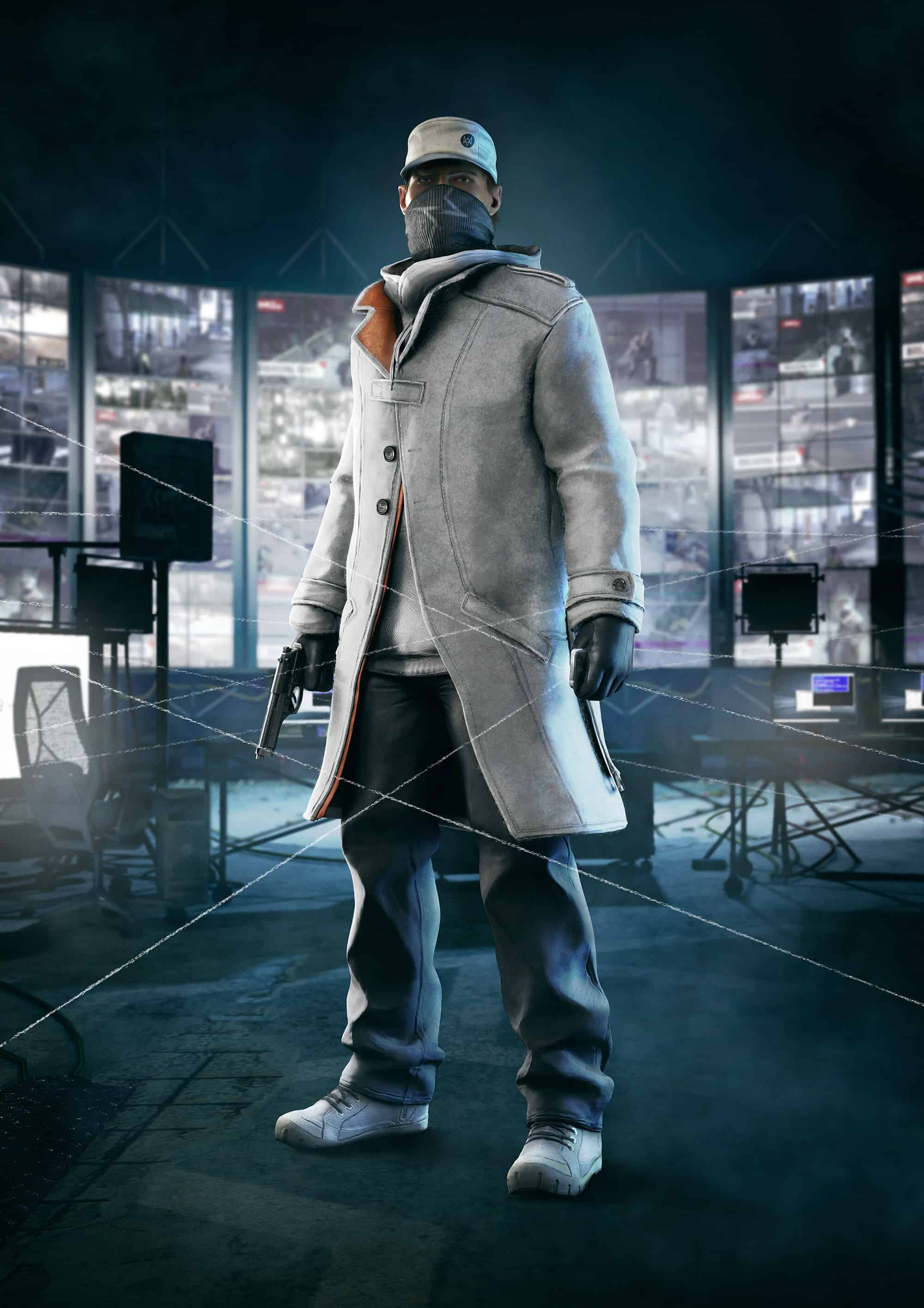 watch dogs whitehat outfit