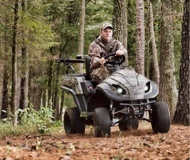 lawn mower hybrid