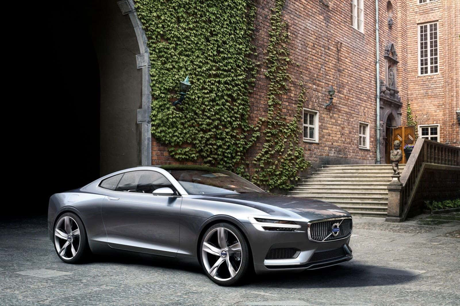 Volvo Coupe Concept Concept Xc Coupe Unfinished