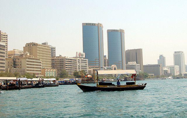 Abra Dubai Boat
