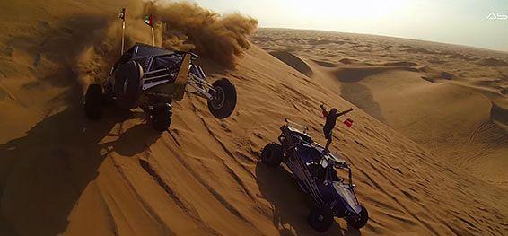 dune buggy racing in dubai