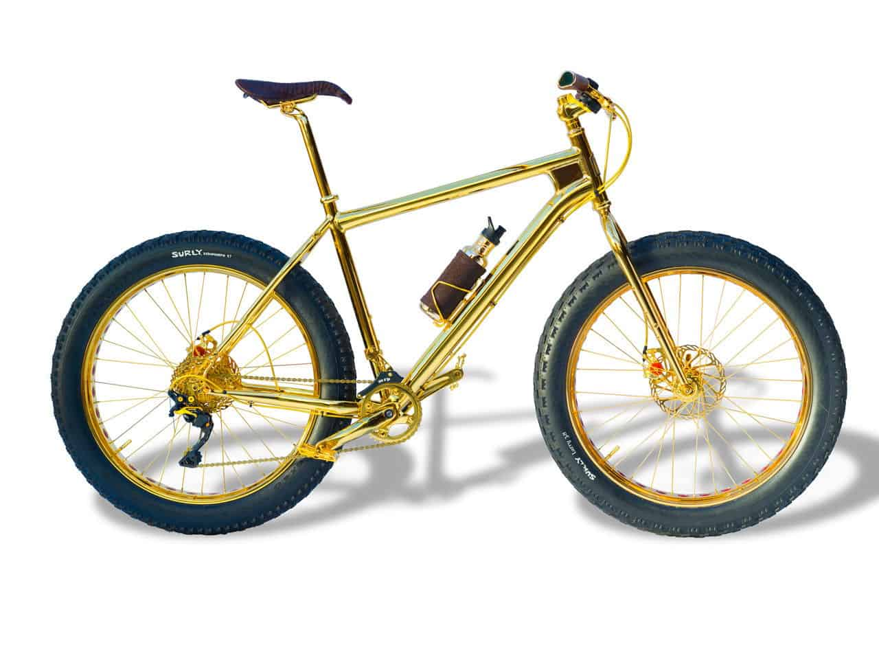 World S Most Expensive Bicycle Unfinished Man