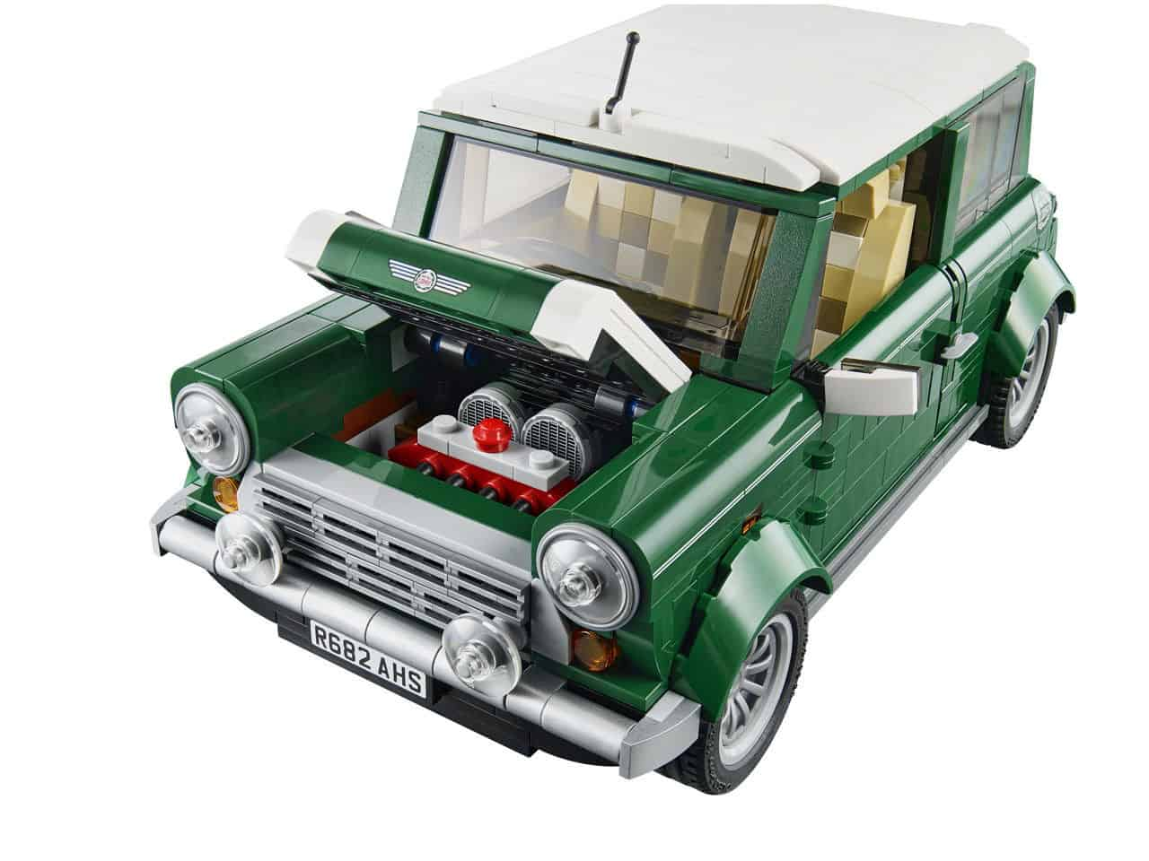 Lego Mini Cooper Yes It S For Grown Ups Unfinished