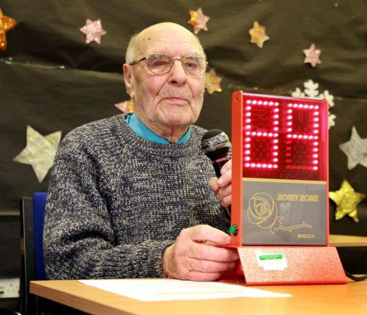 old bingo man